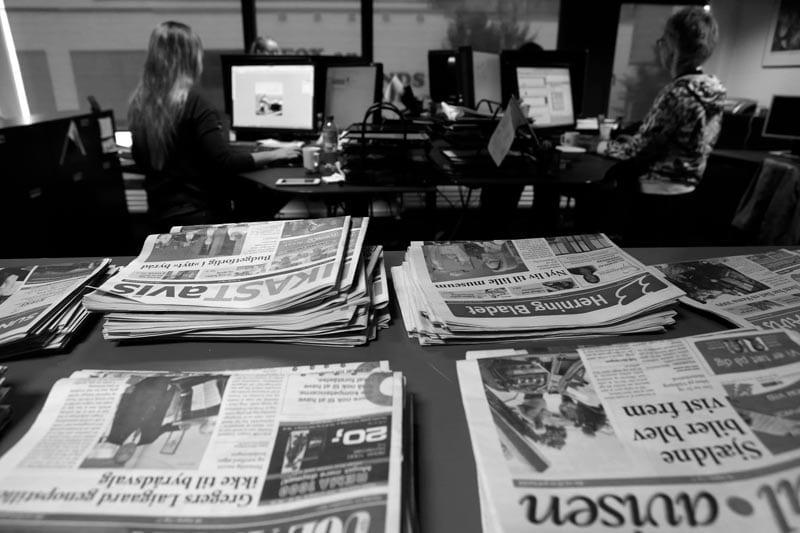 Herning Bladet målgruppe avis aviser