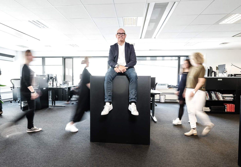 Ulrich Advicer Konceptas Reklamebureu Herning Profil Silkeborg Ikast